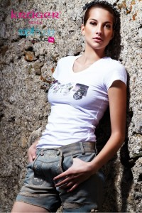 Kurze   lange Lederhosen für Damen günstig online kaufen bei TO24 90fca997ab
