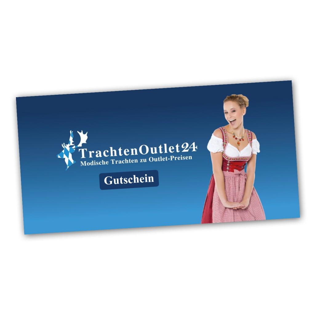 Geschenk-Gutschein Trachtenoutlet24