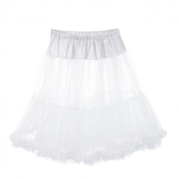 Petticoat Petti U weiß 55 cm Marjo