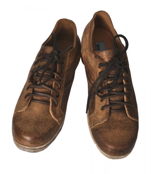 Sneaker Ampfing ernte braun Marjo