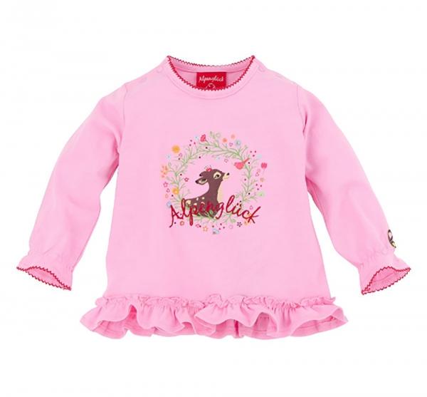 T-Shirt Bambi rosa Langarm Bondi