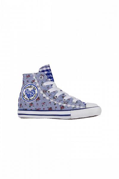Krüger - Sneaker Floret Blue, blau