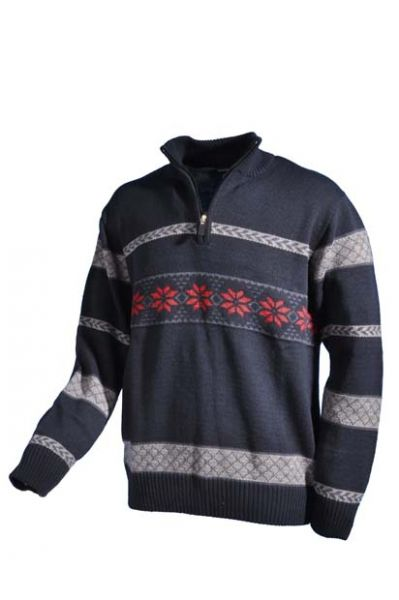 NORWEGER PULLOVER TROYER v. BLUE SEVEN m. WOLLE MARINE