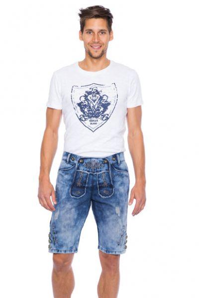 Textilhose Himmelsspur Jeans blau Krüger