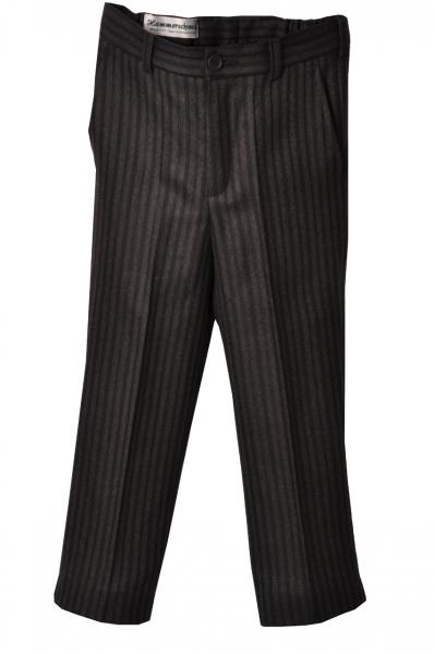 Kindertrachtenhose Kreuth schwarz Anzughose Hammerschmid