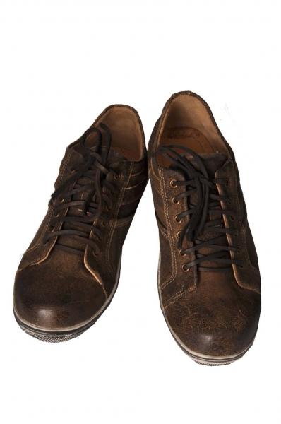 Sneaker Ampfing coffee alt Marjo
