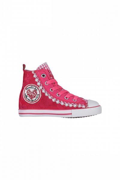Kinder Sneaker Little pink Lady pink/weiß Krüger Kids