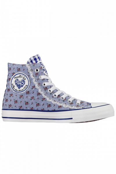 Sneaker Floret blue blau/weiß Krüger Madl