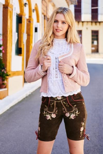 Trachtenjacke Tulinia rose Krüger