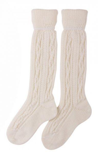 Kinder Kniebundstrumpf Socken natur JD