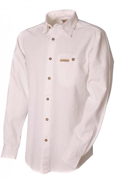 Trachtenhemd Achim weiß Stockerpoint