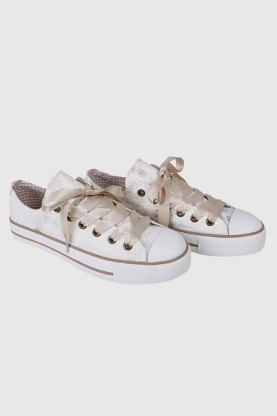 Sneaker Pearl natur Krüger