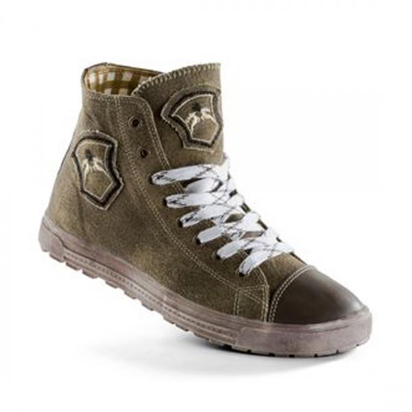 Trachten Sneaker Ferdl Antik Holz Maddox