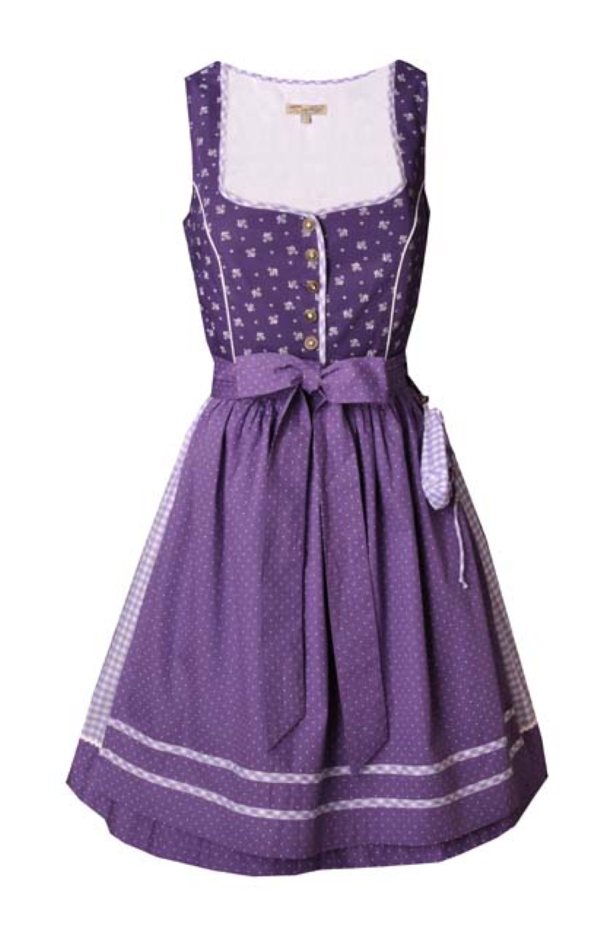33c330bff258f1 Damen-Dirndl mini