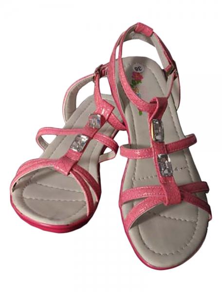Kinder Sandaletten Manuela pink