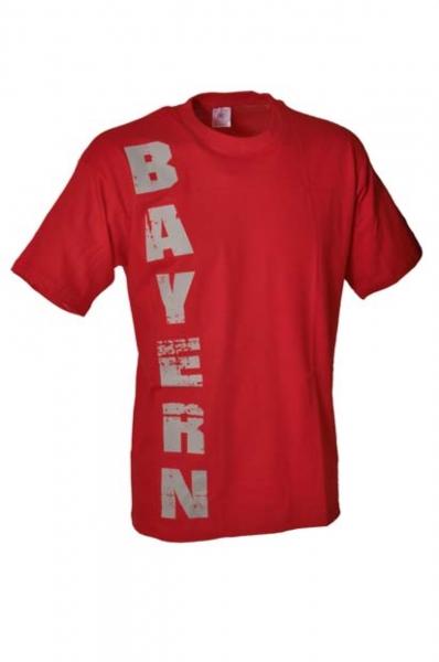 Trachtenshirt Bayern rot