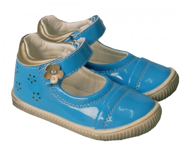 Mädchen Trachtenschuhe Ballerinas Memmingen blau