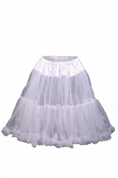 Petticoat weiß 55 cm Marjo